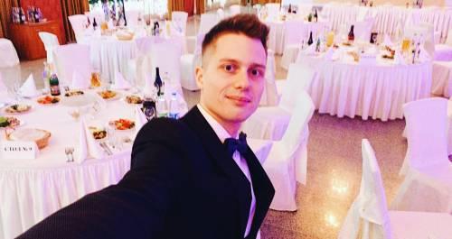 Ведущий/тамада Андрей Мешков